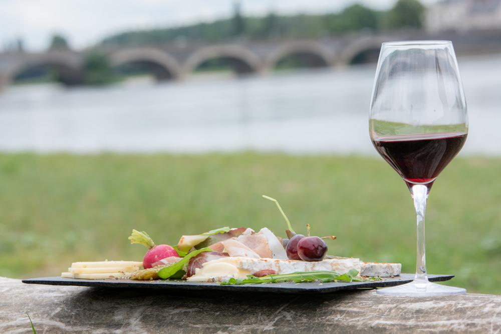 Vin rouge Loire - Anjou Gamay